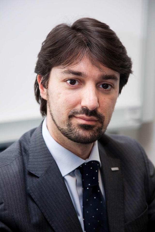 Stefano Barbieri, Country Manager Italy CSE Business Unit Panasonic